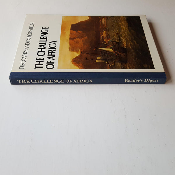The Challenge of Africa by Elspeth Huxley