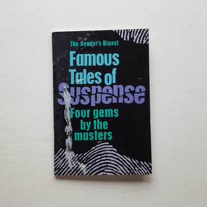 Famous Tales of Suspense by Various