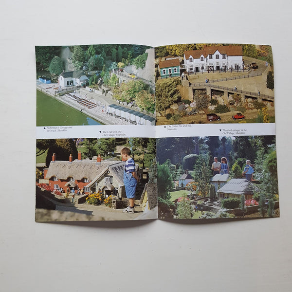 The Model Village Godshill by Uncredited