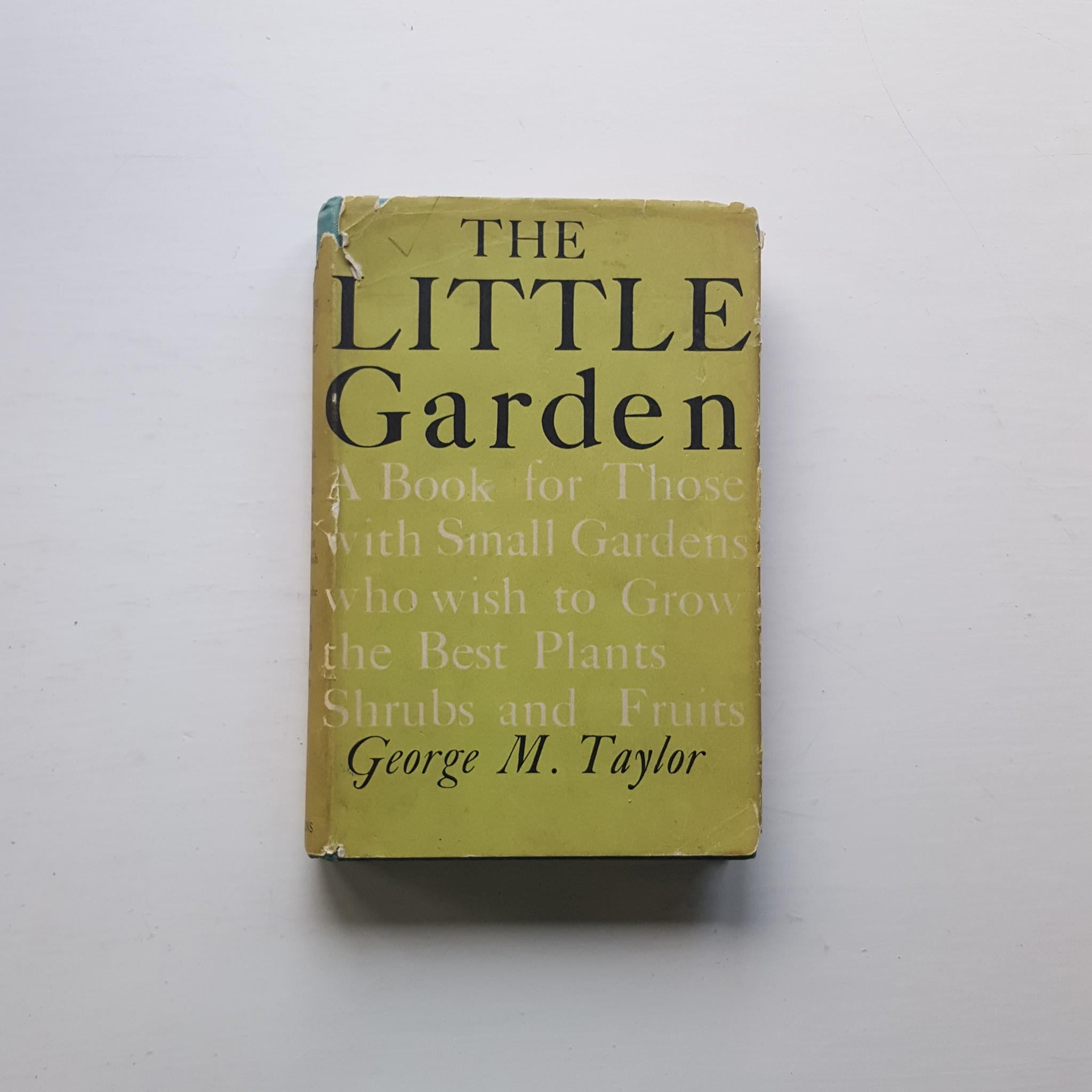 The Little Garden by George M. Taylor