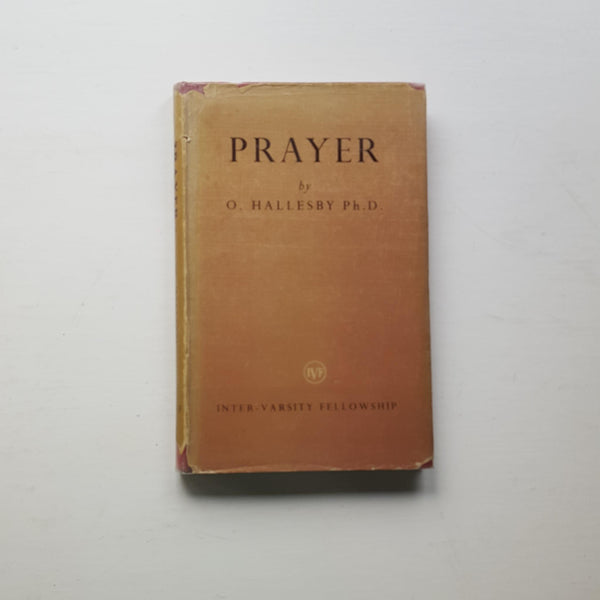 Prayer by O. Hallesby