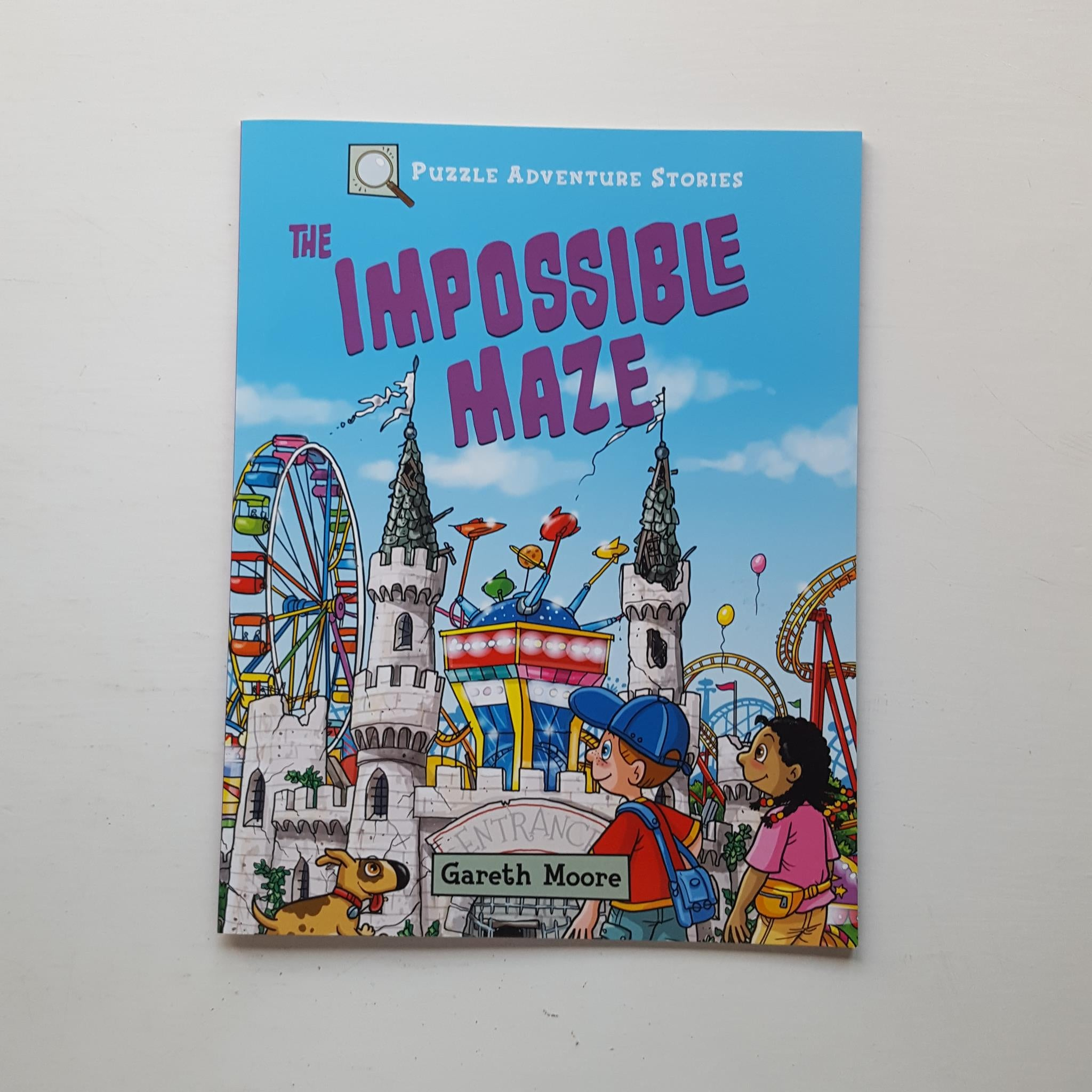 The Impossible Maze by Gareth Moore
