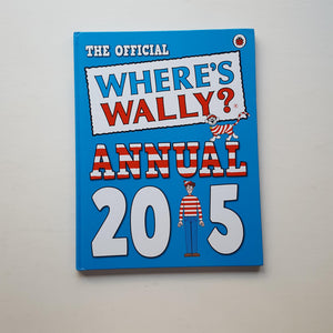 The Official Where's Wally Annual 2015 by Mandy Archer