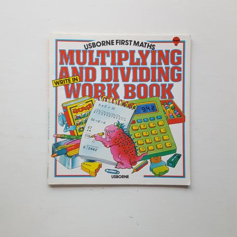 Multiplying and Dividing Work Book by Jenny Tyler
