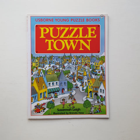Puzzle Town by Susannah Leigh