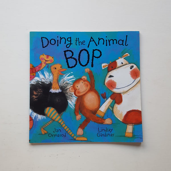 Doing the Animal Bop by Jan Ormerod