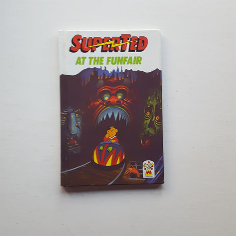 Superted at the Funfair/Superted and the Elephants' Graveyard by Mike Young