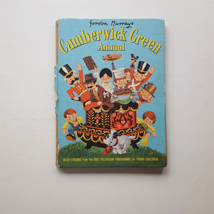 Camberwick Green Annual 1967 by Janice Godfrey