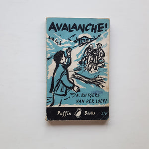 Avalanche by A. Rutgers Van Der Loeff