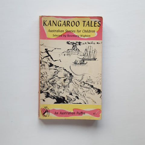 Kangaroo Tales by Various authors