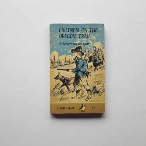 Children on the Oregon Trail by A. Rutgers van der Loeff
