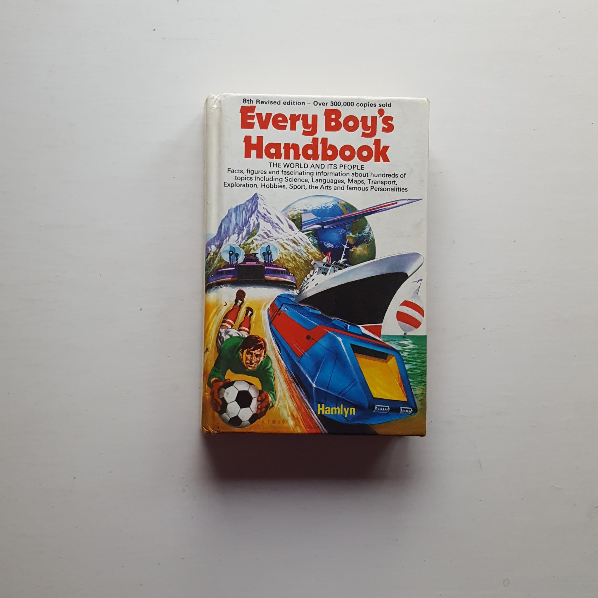 Every Boy's Handbook by Uncredited