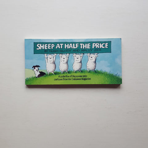 Sheep at Half the Price by Hugh Silvey and Wally Jex