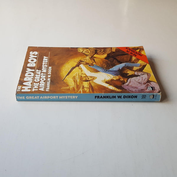 The Hardy Boys: The Great Airport Mystery by Franklin W. Dixon