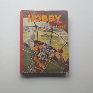 Every Boy's Hobby Annual 1937 by Uncredited