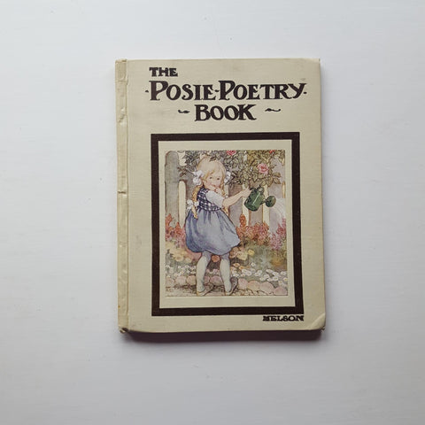 The Posie Poetry Book by Uncredited