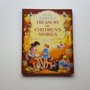 Hilda Bosworth's Treasury  of Children's Stories by Hilda Boswell (ed)