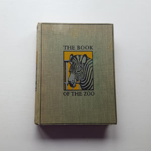 The Book of the Zoo by F. Martin Duncan and Lucy T. Duncan