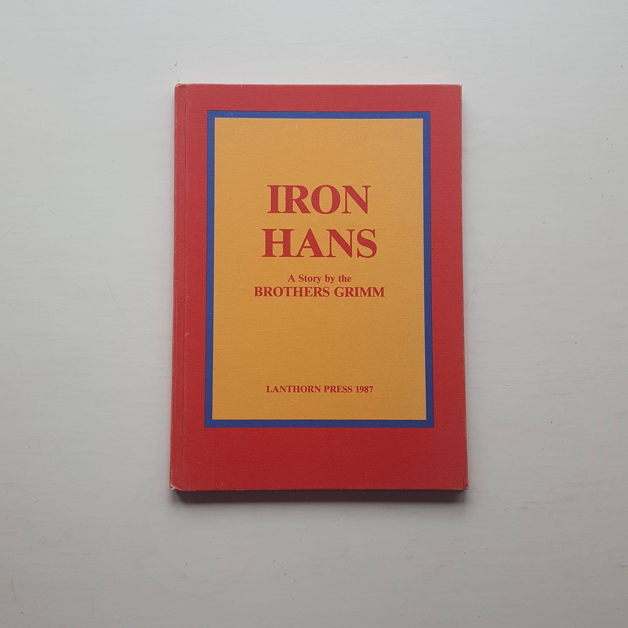 Iron Hans by The Brothers Grimm