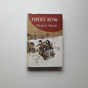 Piper's Row by Winifred Mantle