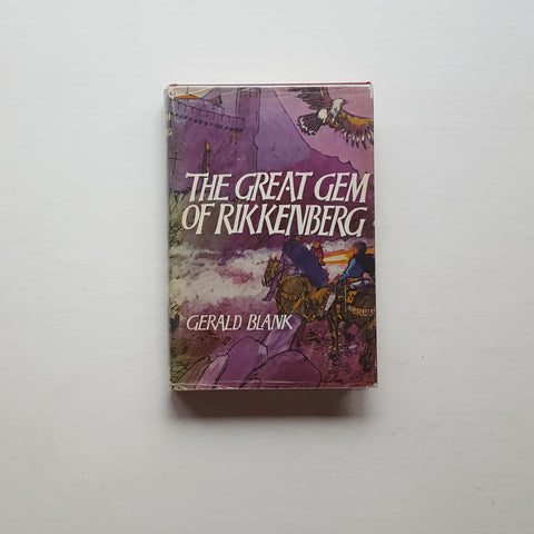 The Great Gem of Rilkkenberg by Gerald Blank