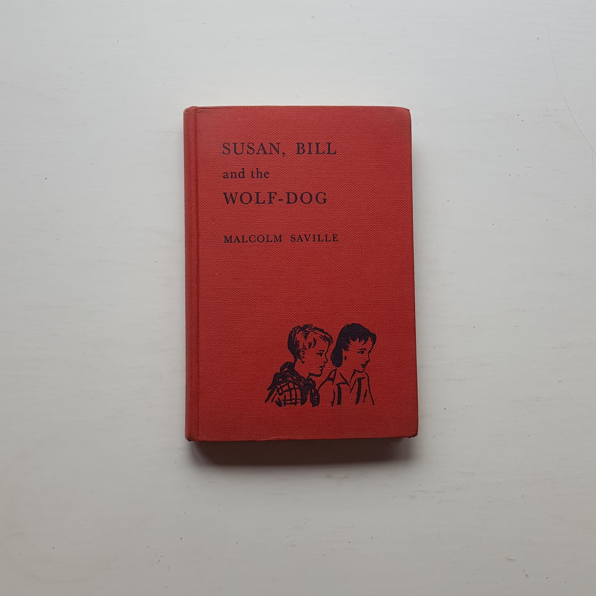 Susan, Bill and the Wolf Dog by Malcolm Saville