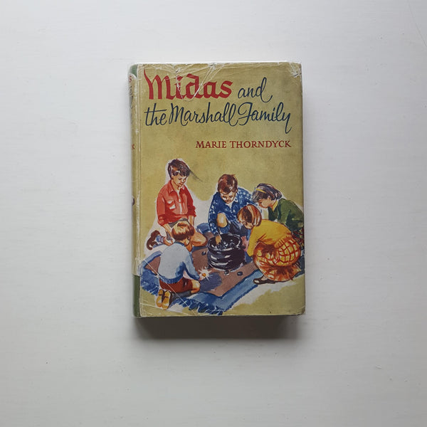 Midas and the Marshall Family by Marie Thorndyck