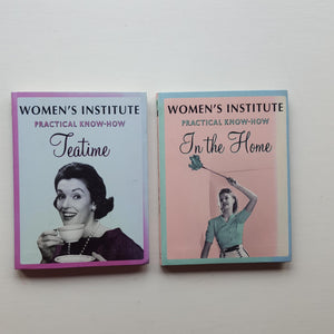 Women's Institute Practical Know How Books by Uncredited