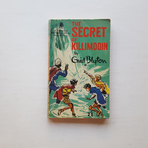 The Secret of Killimooin by Enid Blyton