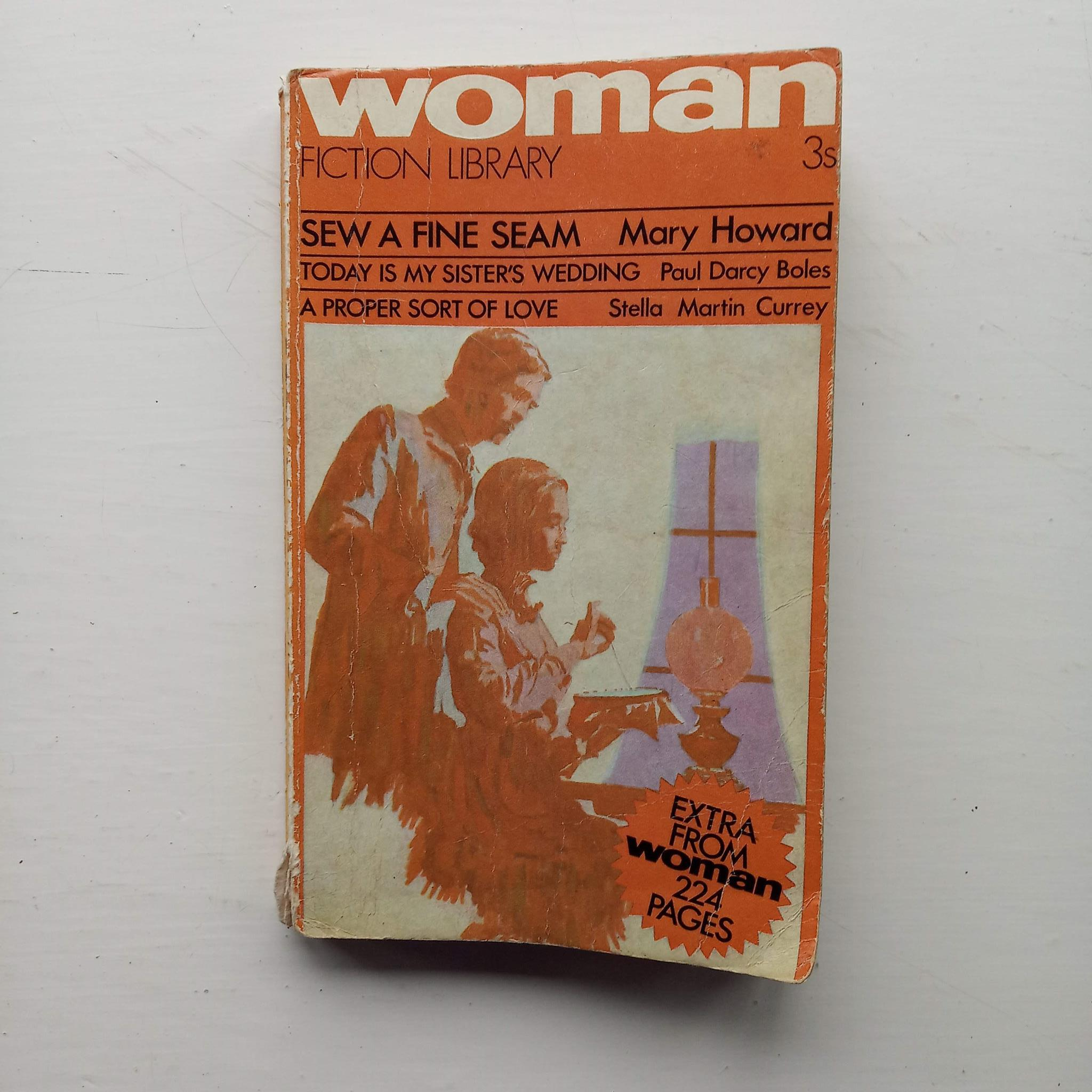 Woman Fiction Library No. 1 by Various