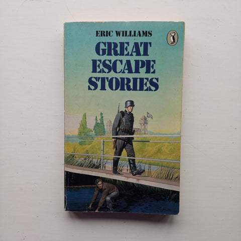Great Escape Stories by Eric Williams (ed)