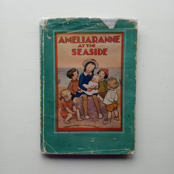 Ameliaranne at the Seaside by Margaret Gilmour