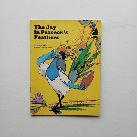 The Jay in Peacock's Feathers by Hilary Smyth