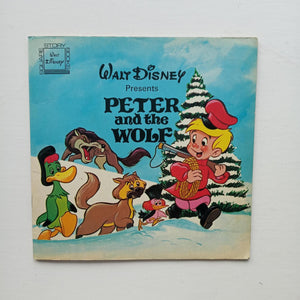 Walt Disney Presents Peter and the Wolf by Uncredited