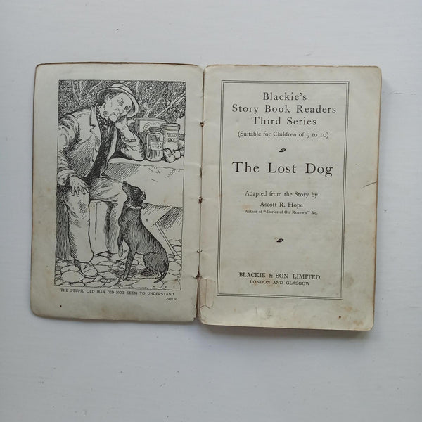 The Lost Dog by A. R. Hope