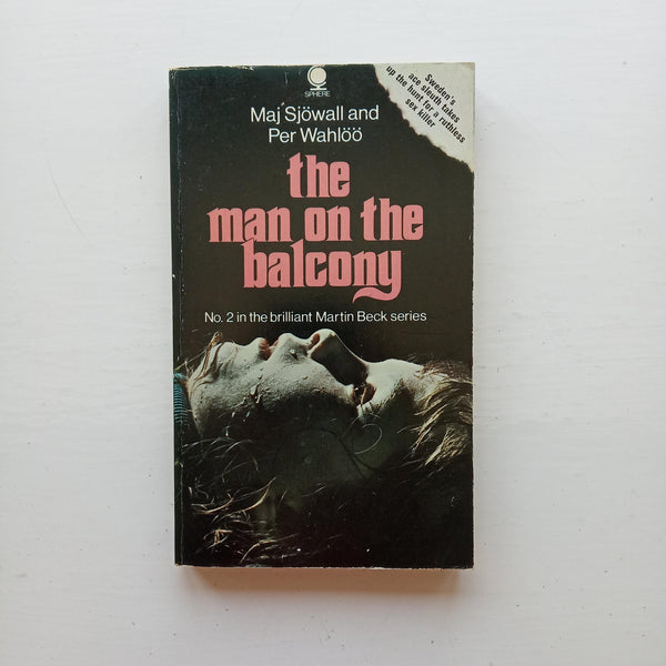 The Man on the Balcony by Maj Sjöwall and Per Wahlöö