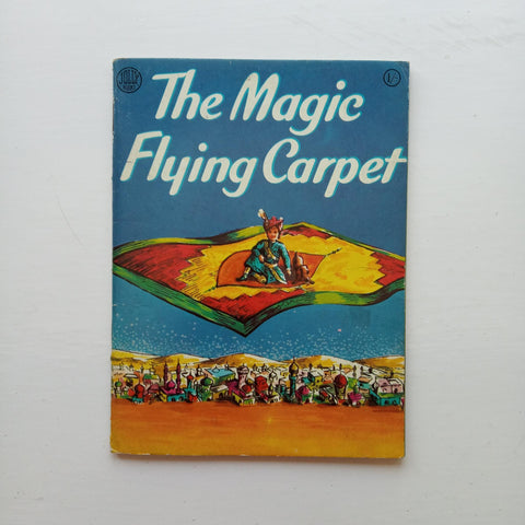 The Magic Flying Carpet by Mary H. Zimmerman