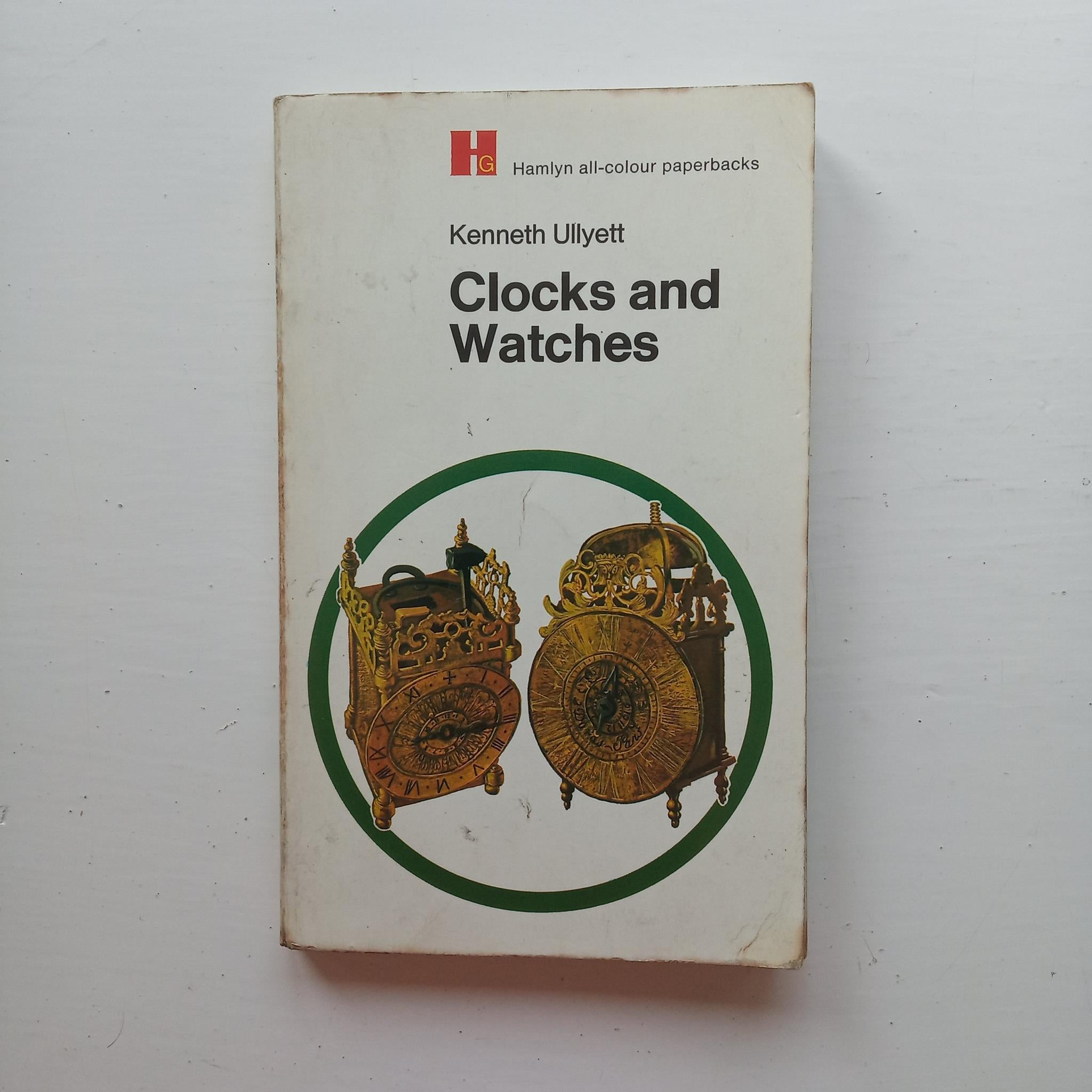 Clocks and Watches by Kenneth Ullyett