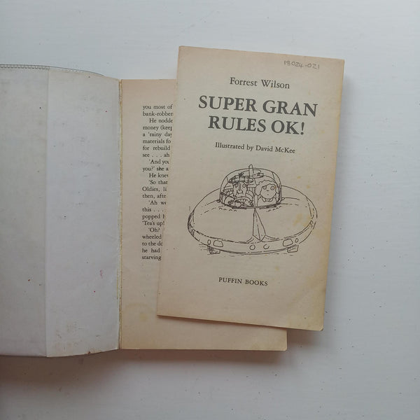 Supergran Rules Ok! by Forrest Wilson
