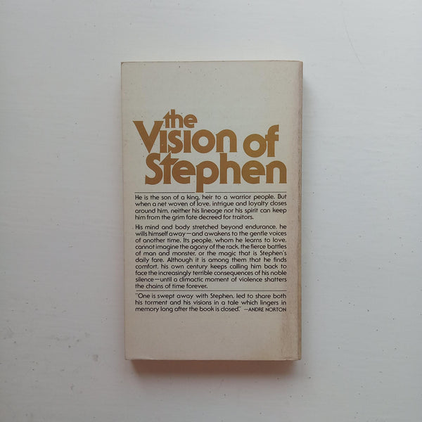 The Vision of Stephen by Lolah Burford