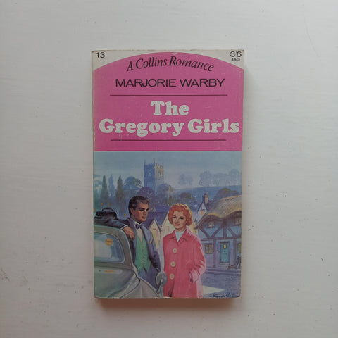 The Gregory Girls by Marjorie Warby