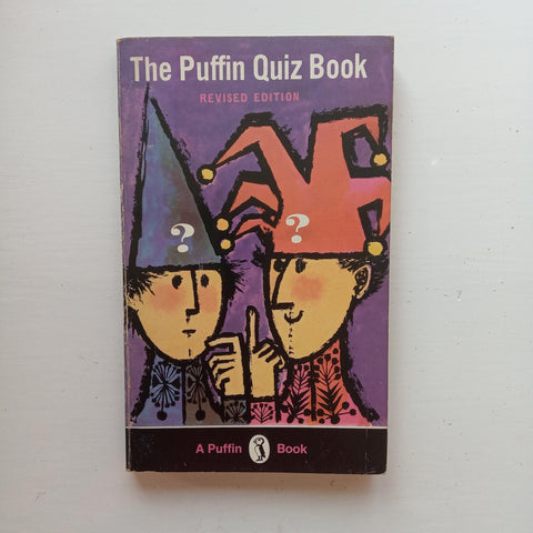 The Puffin Quiz Book by Norman and Margaret Dixon