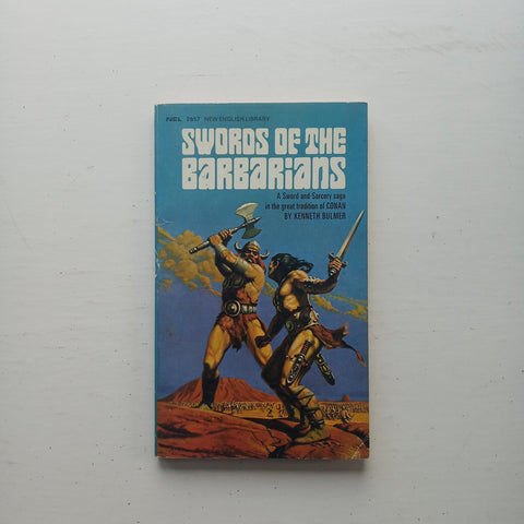 Swords of the Barbarians by Kenneth Bulmer