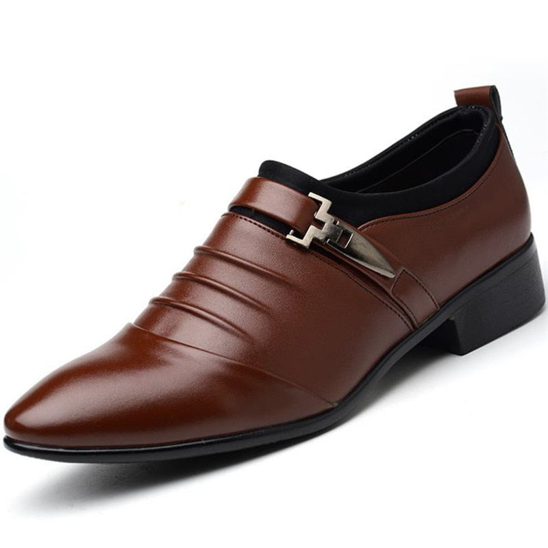 Brown Men Shoes