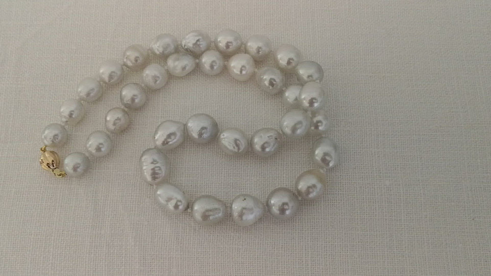 Baroque South Sea Pearls 10-12 mm