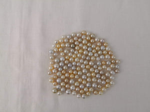South Sea Pearl 7-9 mm Natural Colors