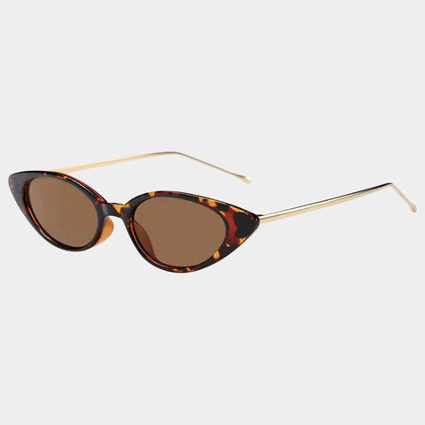 Katie Brown Gold Sunglasses