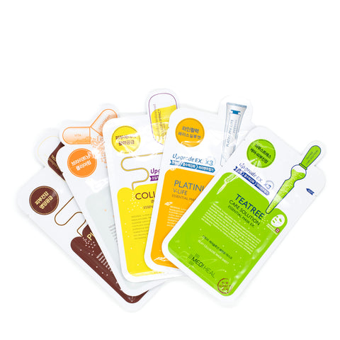 Buy Korean Sheet Mask Mediheal Essential Mask EX in Australia at Lila Beauty