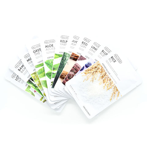 Buy Korean Sheet Mask The Face Shop Real Nature Mask in Australia at Lila Beauty