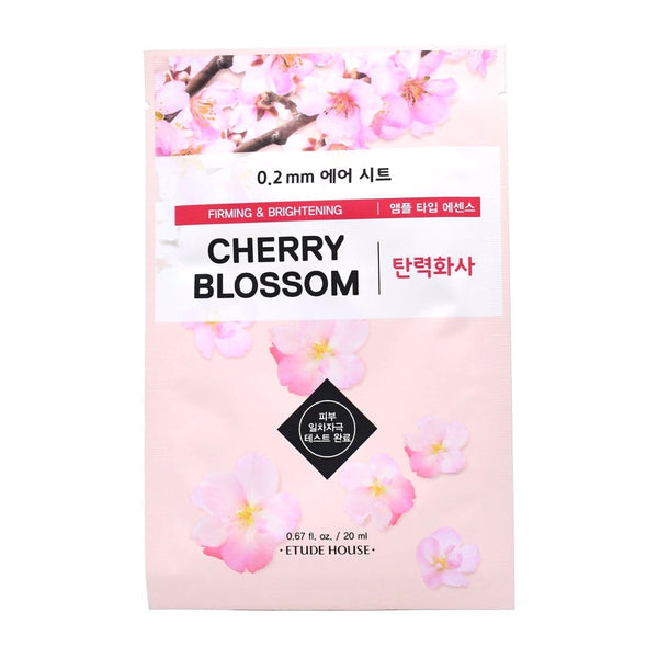 Buy Etude House 0.2 Therapy Air Mask Sheet in Australia at Lila Beauty - Korean and Japanese Beauty Skincare and Cosmetics